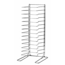 Johnson Rose 6498  15-Slot Pan Rack 12