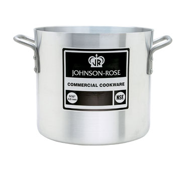 Johnson Rose 6508 Commercial Stock Pot 8 Qt.