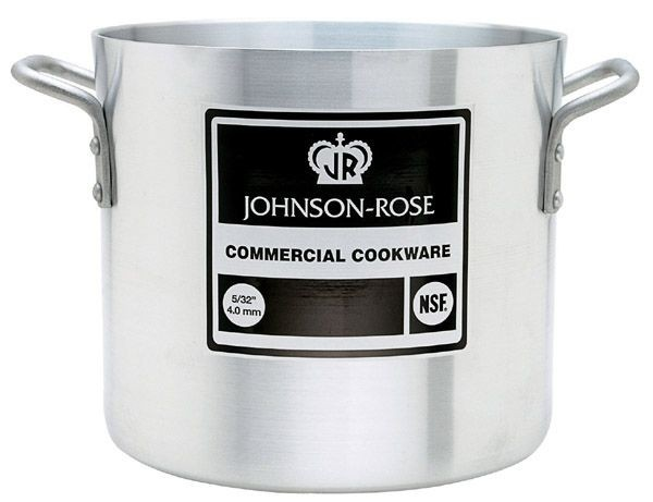 Johnson Rose 6512 Commercial Duty Stock Pot 12 Qt.