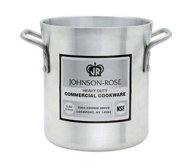 Johnson Rose 65140 Heavy Duty Stock Pot 140 Qt.
