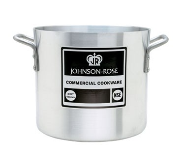 Johnson Rose 6524 Commercial Duty Stock Pot 24 Qt.