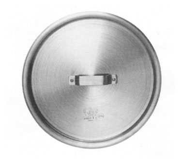 "Johnson Rose 6533 Aluminum Stock Pot Cover 13-3/4"" for # 6555, 65732, 65740, 67515, 65820, 65826"