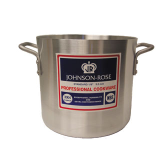 Johnson Rose 6560 Commercial Stock Pot 60 Qt.