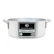 Johnson Rose 6568 Black Label Aluminum Brazier 28 Qt.