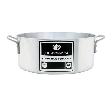 Johnson Rose 6576 Heavy Duty Aluminum Brazier 40 Qt.