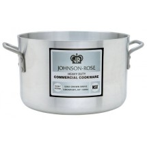Johnson Rose 65814 Aluminum Sauce Pot 14 Qt.