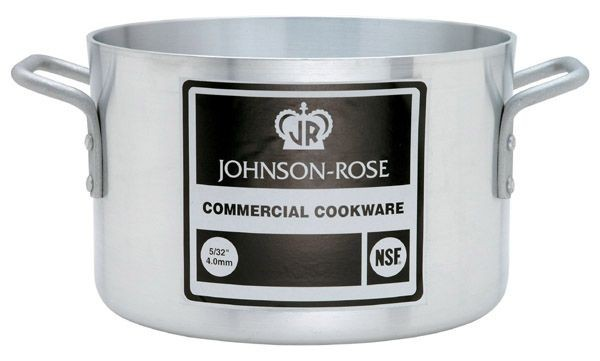 Johnson Rose 6708 Aluminum Sauce Pot 8-1/2 Qt.