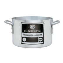Johnson Rose 6734 Aluminum Sauce Pot 34 Qt.