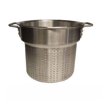 Johnson Rose 69320 Perforated Aluminum Double Boiler Inset fits 20 Qt. Pot