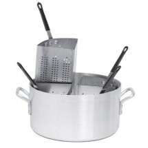 Johnson Rose 69424 Aluminum Pasta Cooker Set 20 Qt.