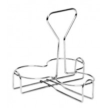 Johnson Rose 6983 Heavy Wire Organizer Rack For Three 3