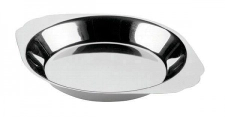 Johnson Rose 7026 6 oz. Round Au Gratin  Dish
