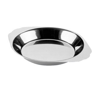 Johnson Rose 7028 8 oz.  Round Au Gratin  Dish
