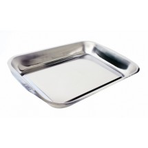 "Johnson Rose 7098 Stainless Steel Bake Pan 16-1/4"" x 11"""