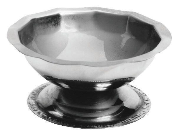 Johnson Rose 7249 Gadroon Base Sundae Dish  3-1/2 oz