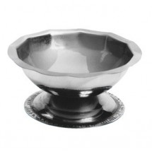 Johnson Rose 7255 Gadroon Base Sundae Dish 5 oz.