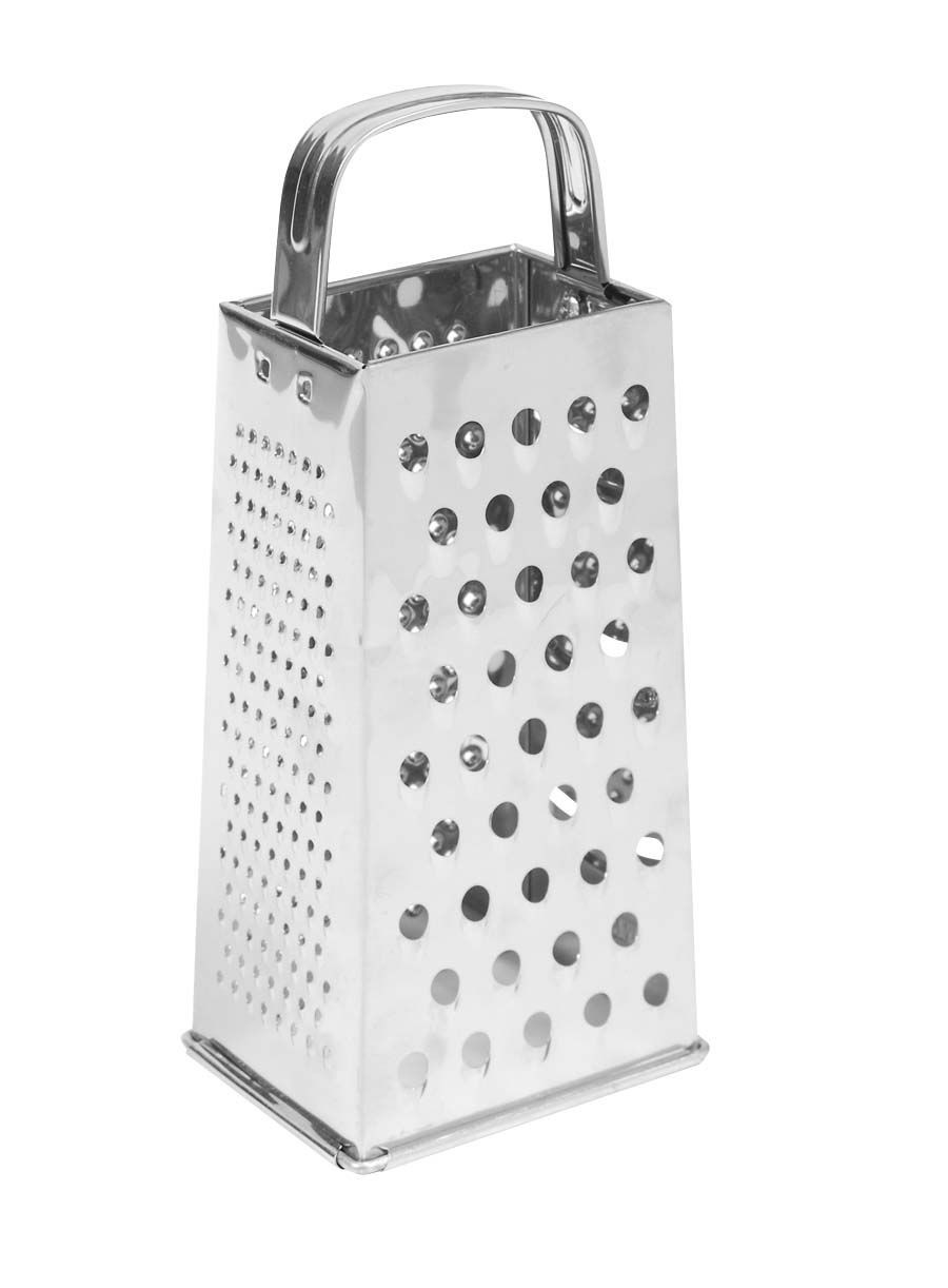 Johnson Rose 7344 4-Sided Stainless Steel All Purpose Grater