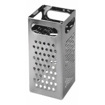 Johnson Rose 7349 All-Purpose 4- Sided Stainless Steel Grater