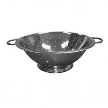 Johnson Rose 7408 Stainless Steel Colander 8 Qt.
