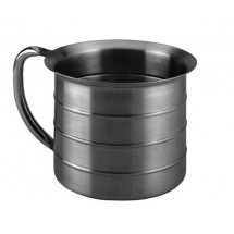 Johnson Rose 7800 Stainless Steel Urn Measure 4 x 1 Qt.