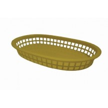 Johnson Rose 80735  Oval Platter Basket 8-1/2