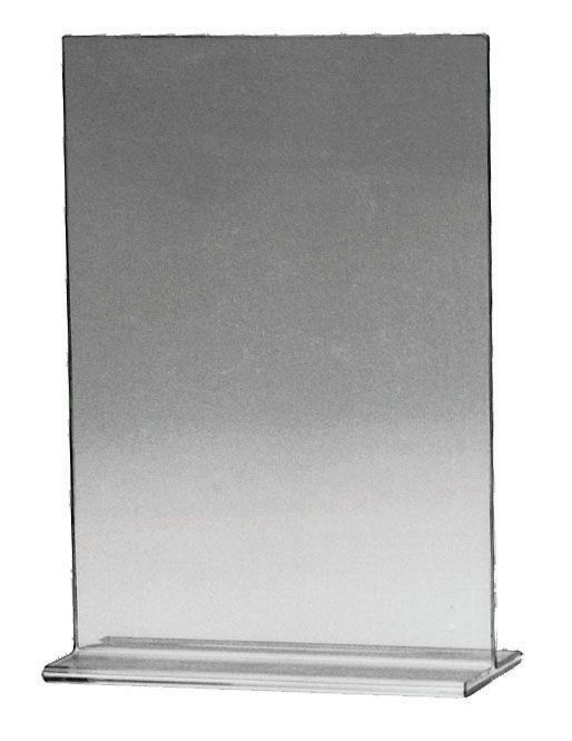 Johnson Rose 85029 Acrylic Menu / Message Holder 5
