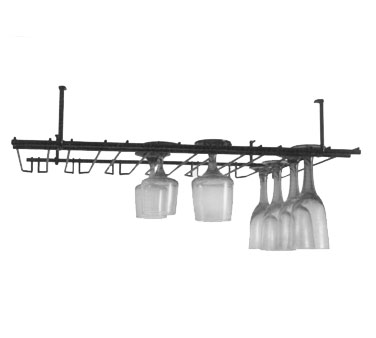 Johnson Rose 91822 Overhead Glass Rack 18