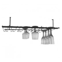 Johnson Rose 91842 Overhead Glass Rack 18