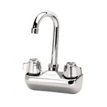 Krowne 10-400 Gooseneck Heavy Duty Faucet with 4