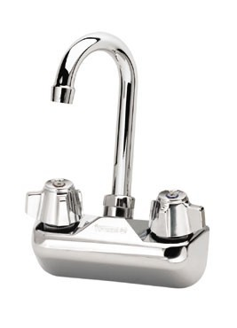 Krowne 10-400L Gooseneck Low Lead Heavy Duty Faucet with 4