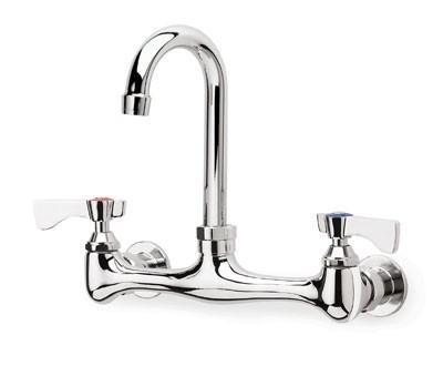 Krowne 12-801L Gooseneck Low Lead Heavy Duty Faucet with 8