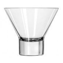 Libbey 11057822 Series  V225 Martini Glass 7 5/8 oz. - 1 doz