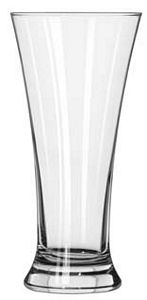 Libbey 1242HT Heat Treated Flare Pilsner Glass 19.25 oz. - 1 doz