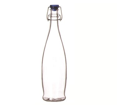 Libbey 13150020 Oil / Vinegar Cruet / Water Bottle 33-7/8 oz. - 1/2 doz