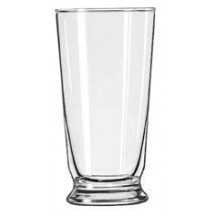 Libbey 1452HT Heat Treated Footed Soda Glass 14 oz. - 3 doz
