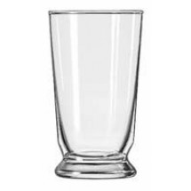 Libbey 1454HT Heat Treated Footed Beverage Glass 9 oz. - 3 doz