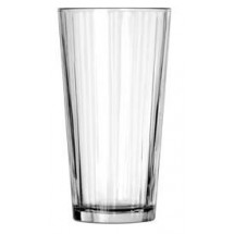 Libbey 15647 DuraTuff Lines Casual Cooler Glass 20 oz. - 1 doz