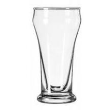 Libbey 16 Heavy Base Pilsner Glass 6 oz. - 6 doz
