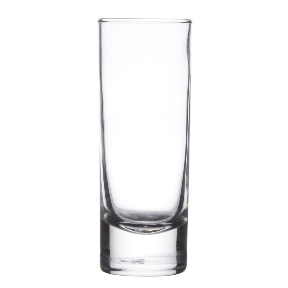 Libbey 9031 Super Sham Sheer Rim Tall Cordial Shot Glass 2.5 oz. - 2 doz