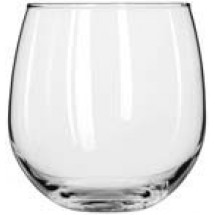 Libbey 222 Stemless Red Wine Glass 16.75 oz. - 1 doz