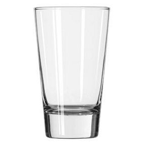 Libbey 2308 Geo Cooler Glass 15.5 oz. - 1 doz