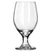Libbey 3010 Perception Banquet Goblet 14 oz. - 2 doz