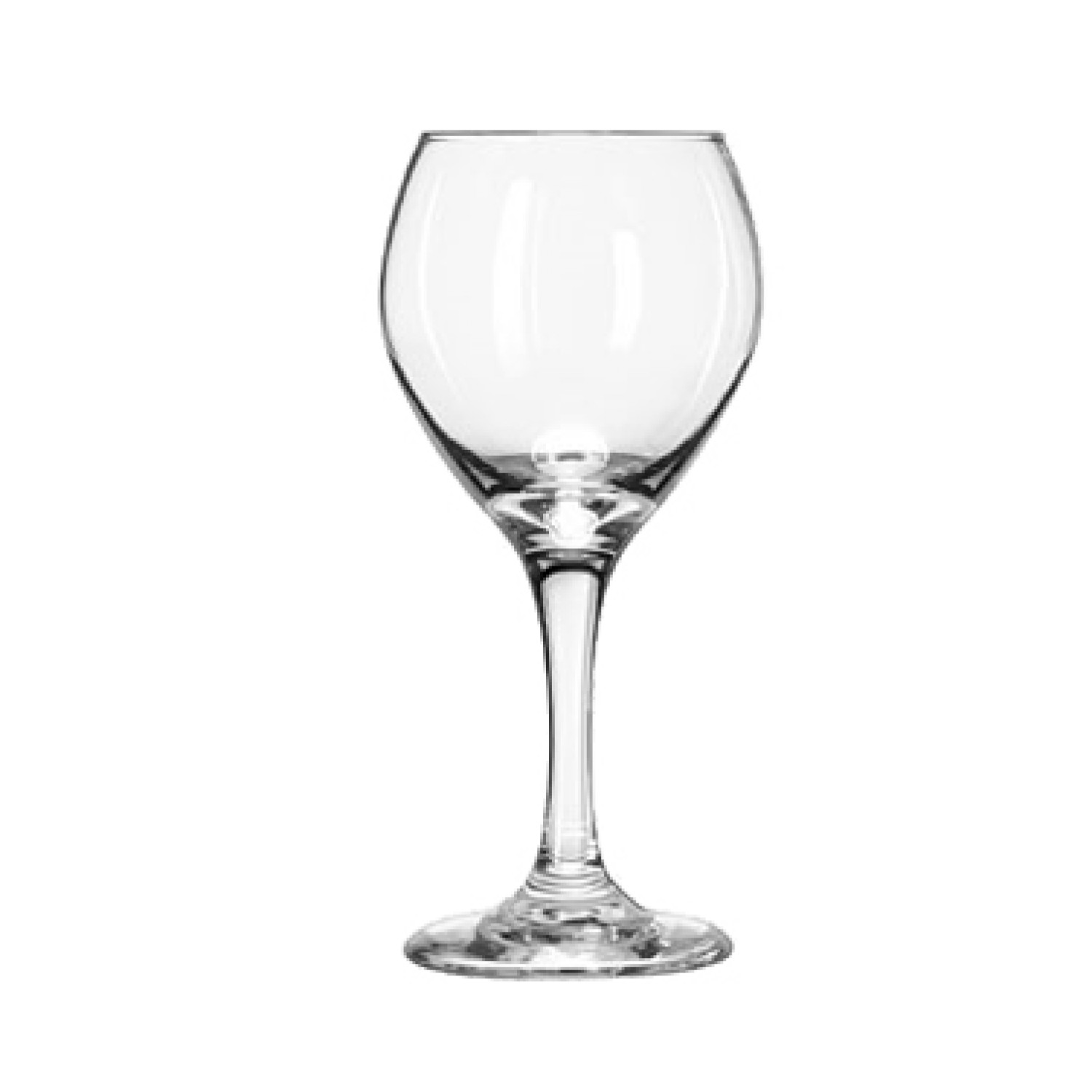 Libbey 3056 Perception Red Wine Glass 10 oz. - 2 doz
