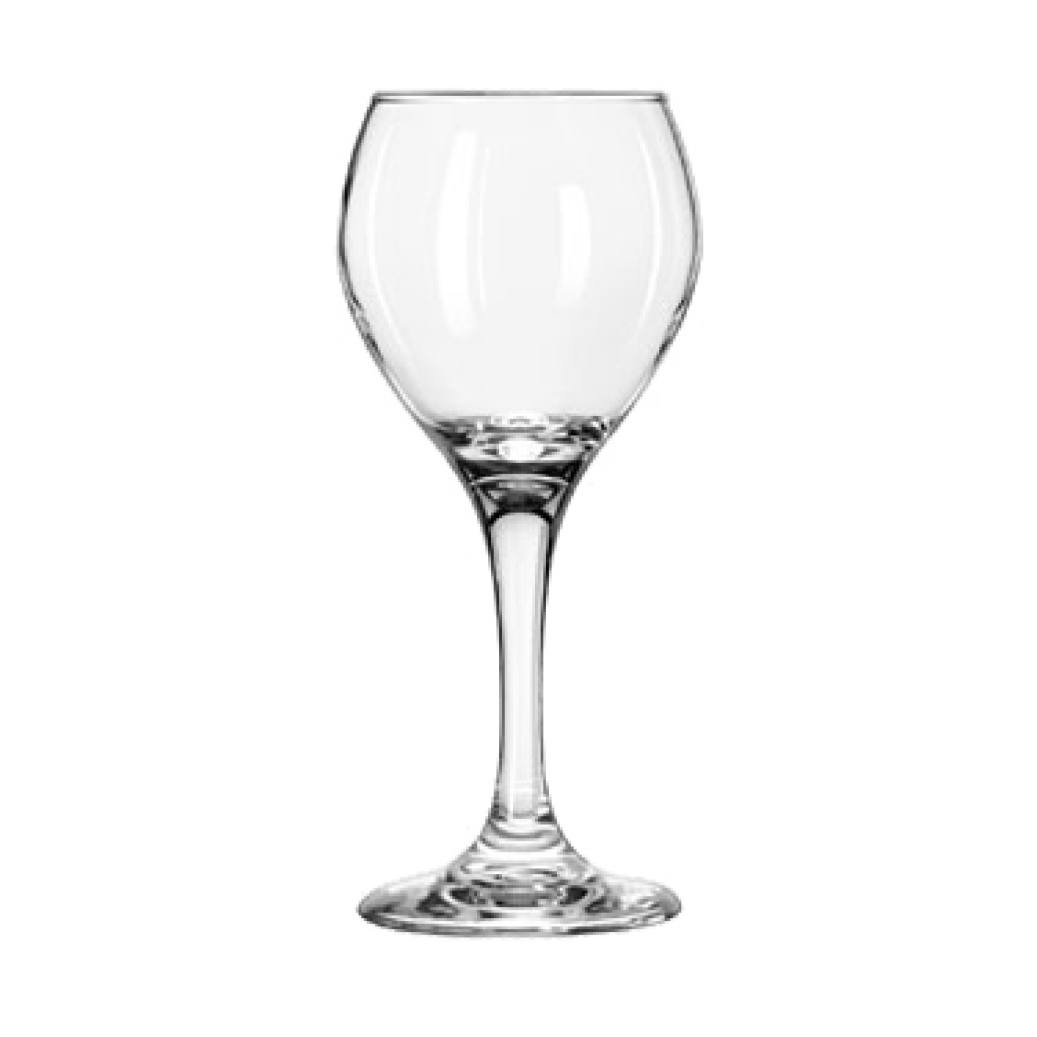 Libbey 3064 Perception Red Wine Glass 8 oz. - 2 doz