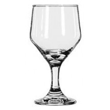 Libbey 3364 Estate Wine Glass 8.5 oz. - 3 doz