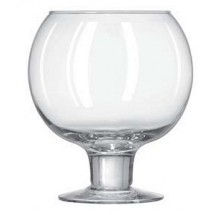 Libbey 3408 Super Globe Glass 51 oz. - 1/2 doz