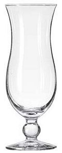 Libbey 3616 Squall Hurricane Glass 14.5 oz. - 1 doz