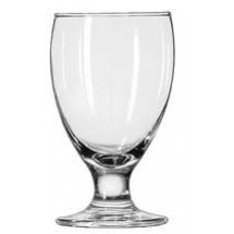 Libbey 3752HT Embassy Heat-Treated Banquet Goblet 10.5 oz. - 2 doz