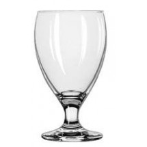 Libbey 3914 Teardrop Goblet Glass 10.5 oz. - 1 doz