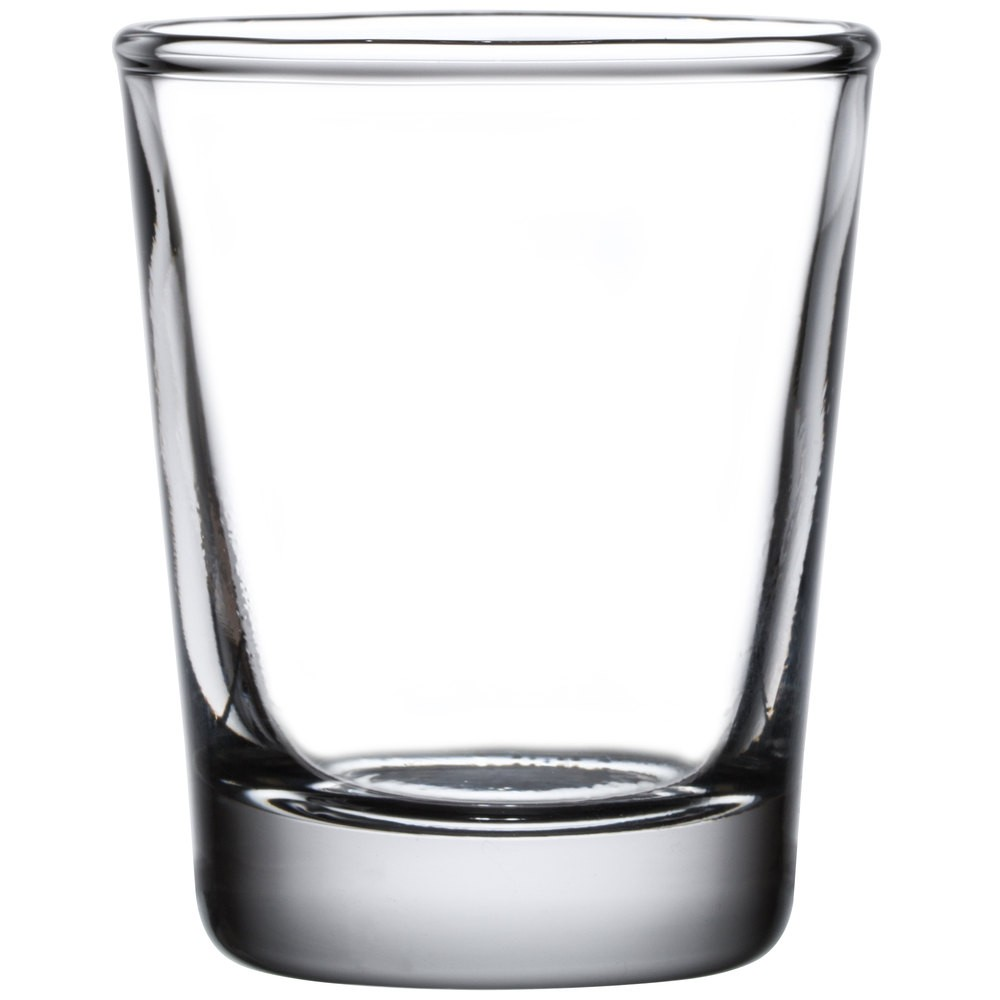 Libbey 48 Whiskey Shot Glass 2 oz. - 6 doz